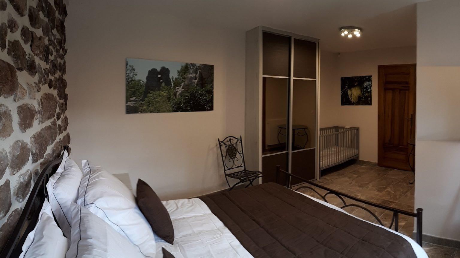 """Zimmer 1 """"La Chaumière"""""""