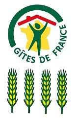 Gites de France - Classement 4 épis - 10 avril 2019