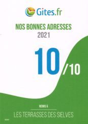 Gites.fr Nos bonnes adresses 2021